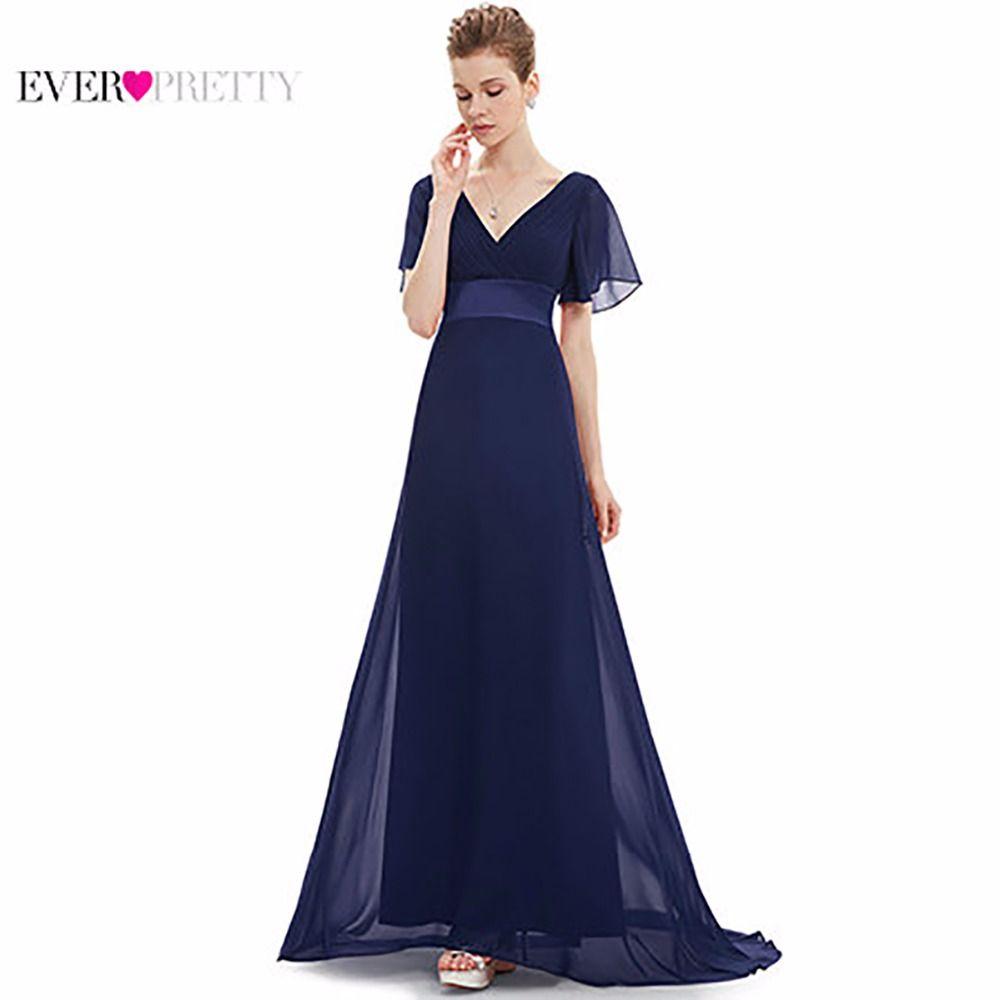 Aliexpress.com : Buy Evening Dresses HE09890 Padded Trailing Flutter ...
