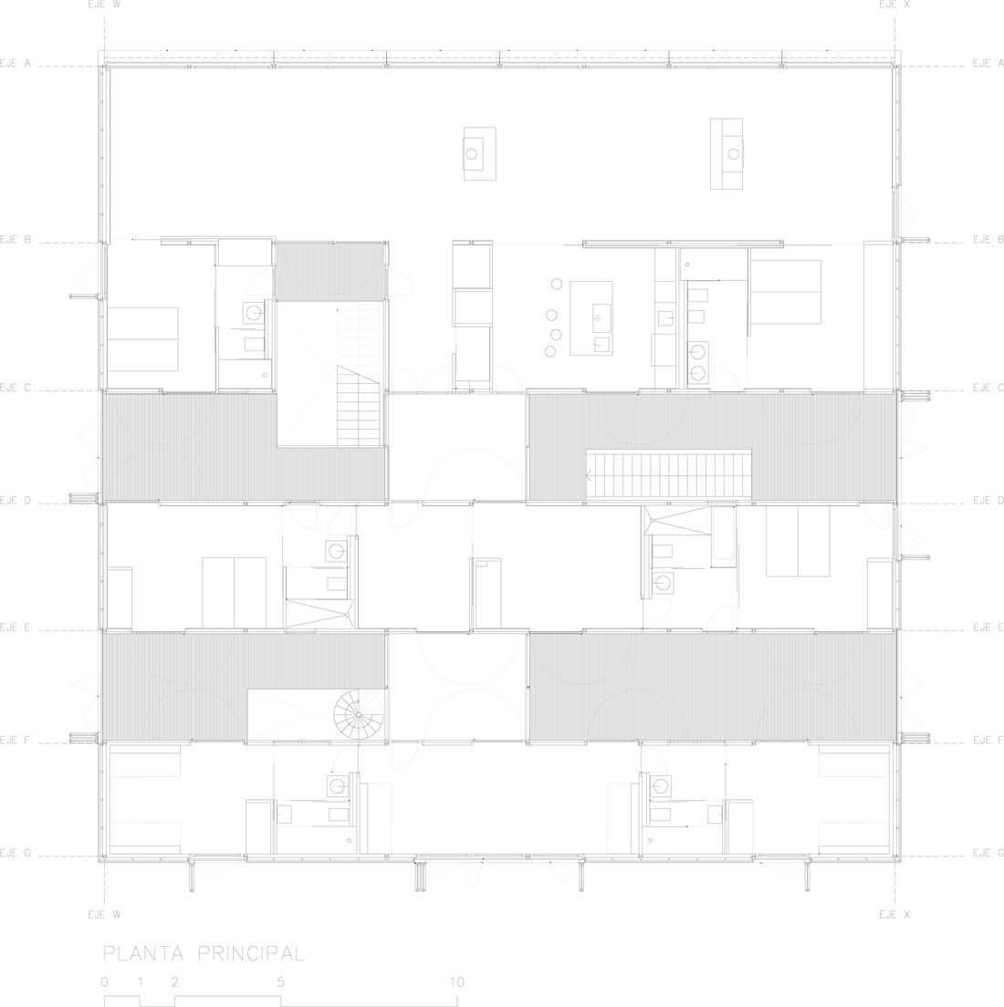 OS House / NOLASTER Servidorarchivo�03_CASA OSPUBLICACIONESQuaderns�4_PLANTA – ArchDaily