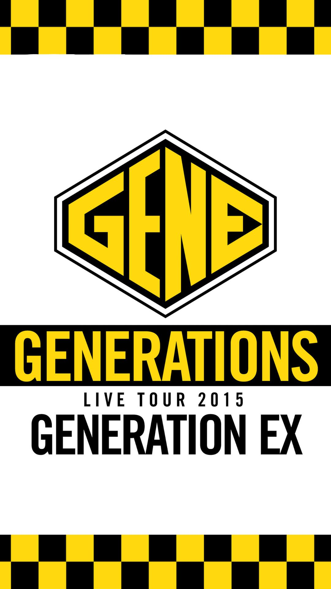 Generations From Exile Tribe Generations ロゴ 壁紙 Iphone壁紙
