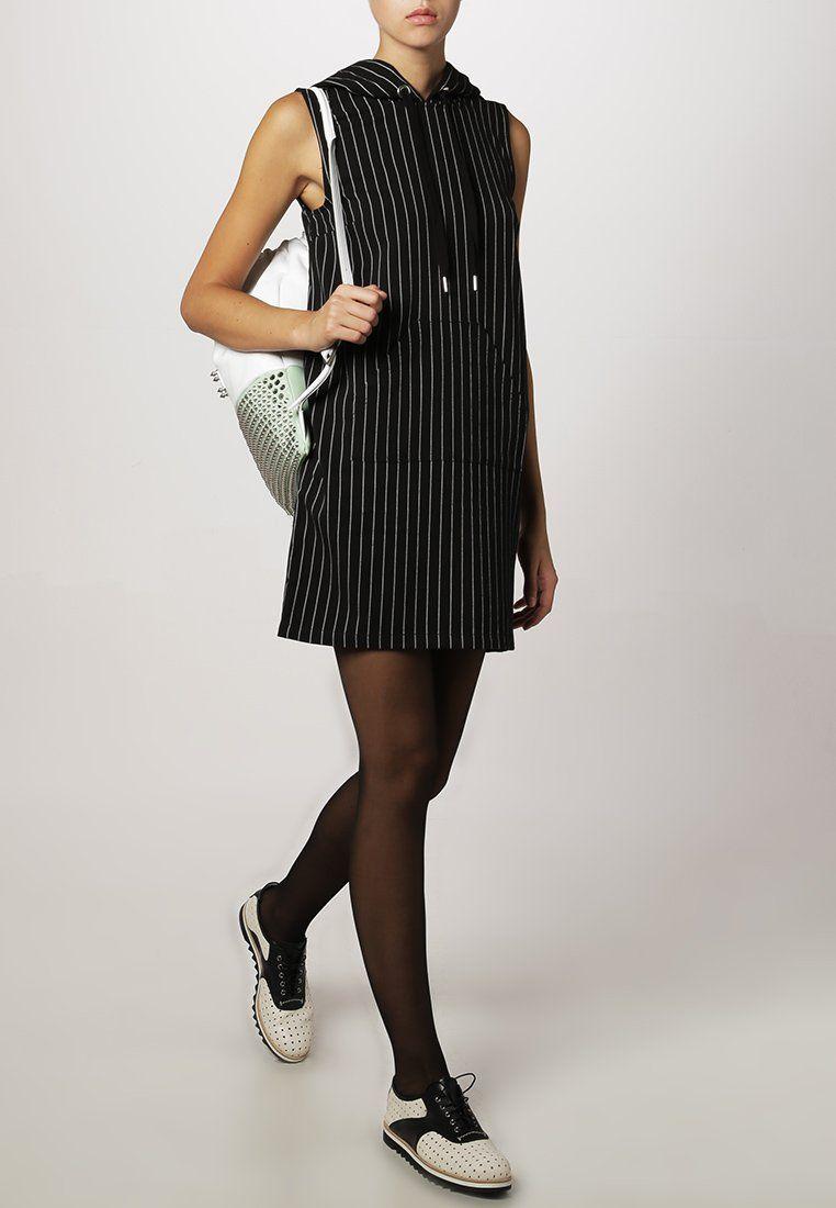 Noisy May PIN - Korte jurk - Zwart - Zalando.nl €39,95
