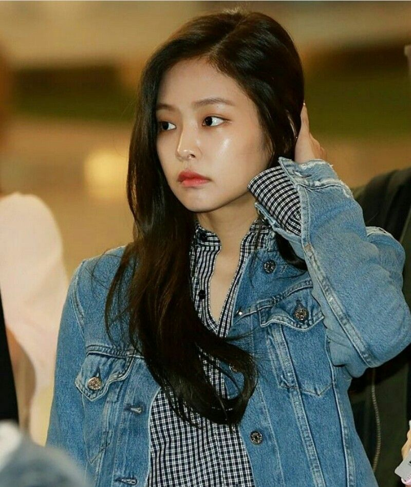 BlackPink 블랙핑크 : Jennie 제니 # : @ Gimpo Airport | blackpink in