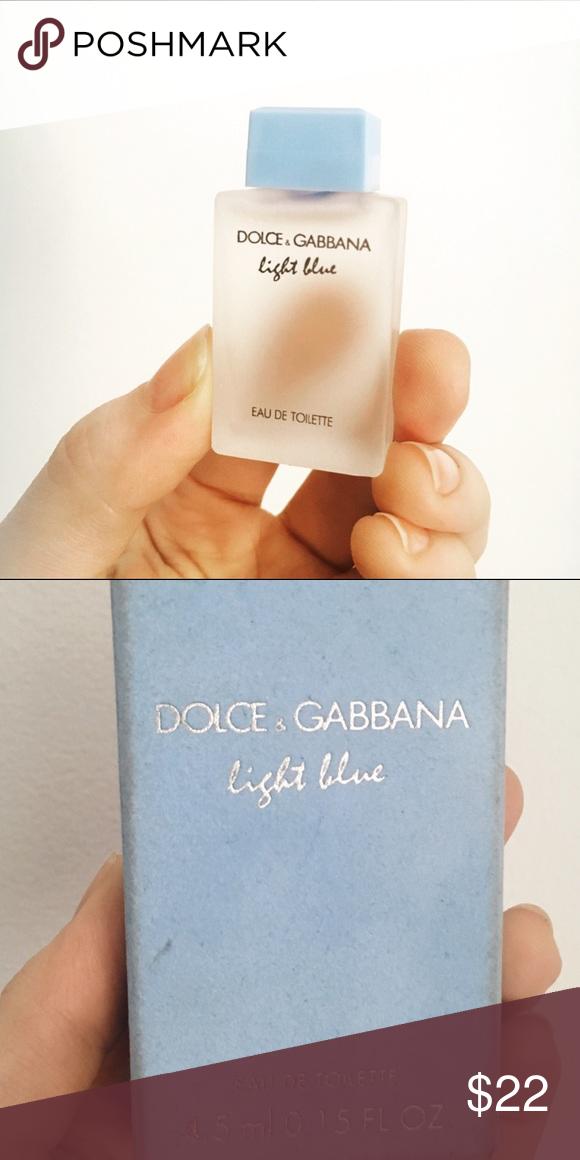 8ba0014d8d6 Light Blue Dolce   Gabbana perfume Dolce   Gabbana Light Blue .15 oz. new  never used. Dolce   Gabbana Accessories