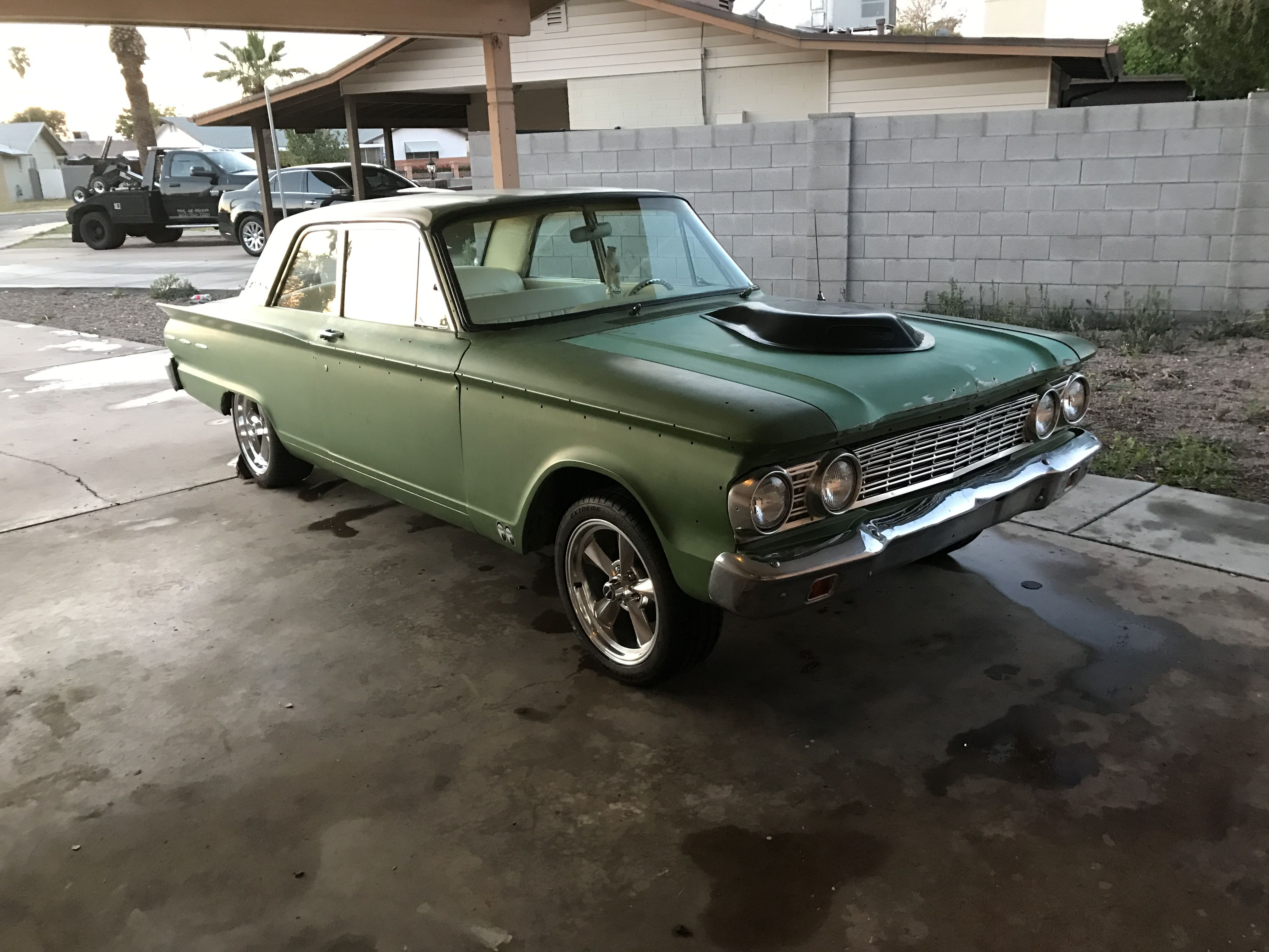 Custom 1962 Ford Fairlane project | Ford Fairlane | Ford