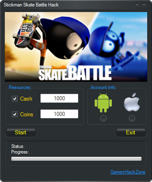 hack league of stickman ios cydia