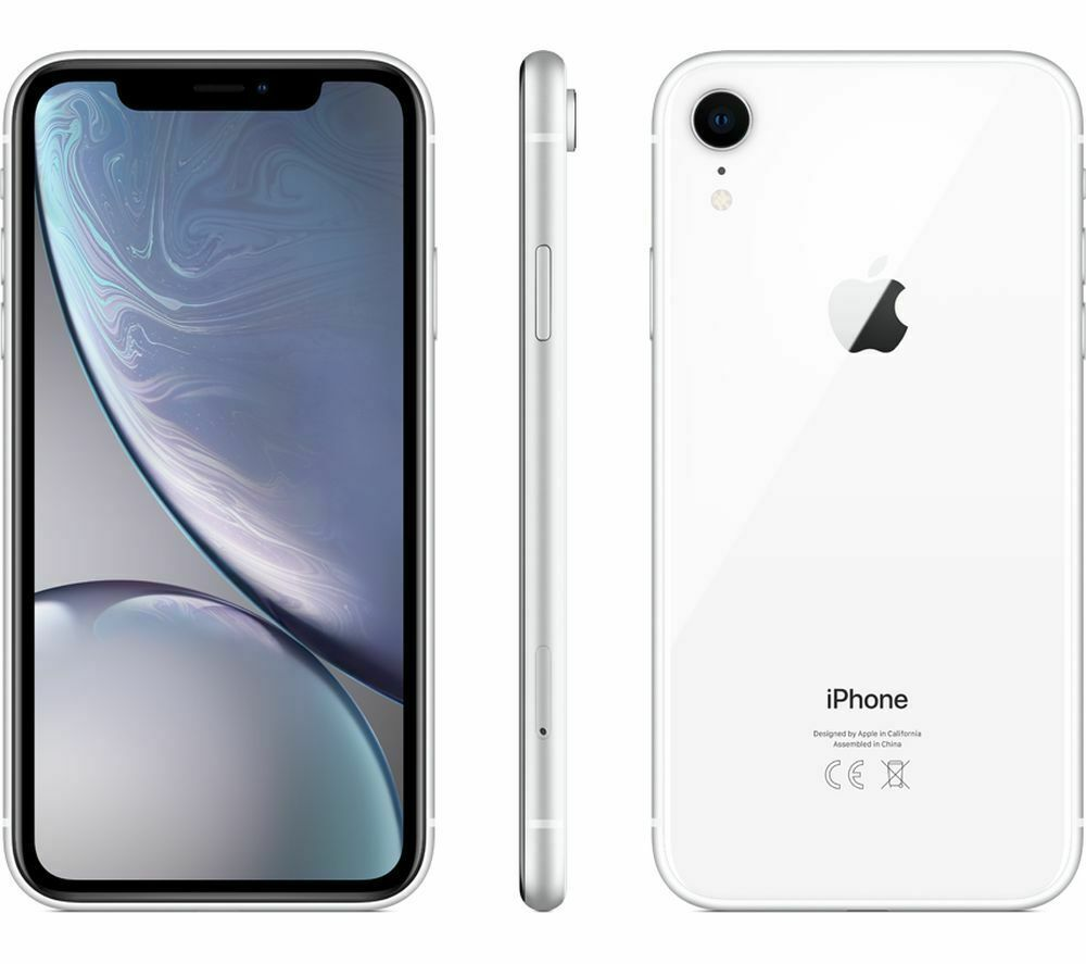Apple iPhone XR 64GB White (T-Mobile or Metro PCS) Perfect Apple
