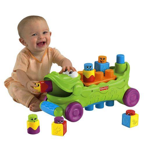 Los juguetes con colores llamativos provocan que los niños se fijen ...