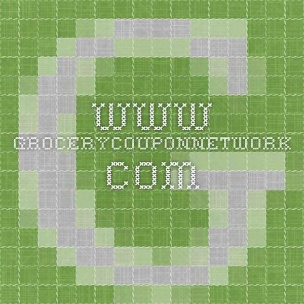 www.grocerycouponnetwork.com