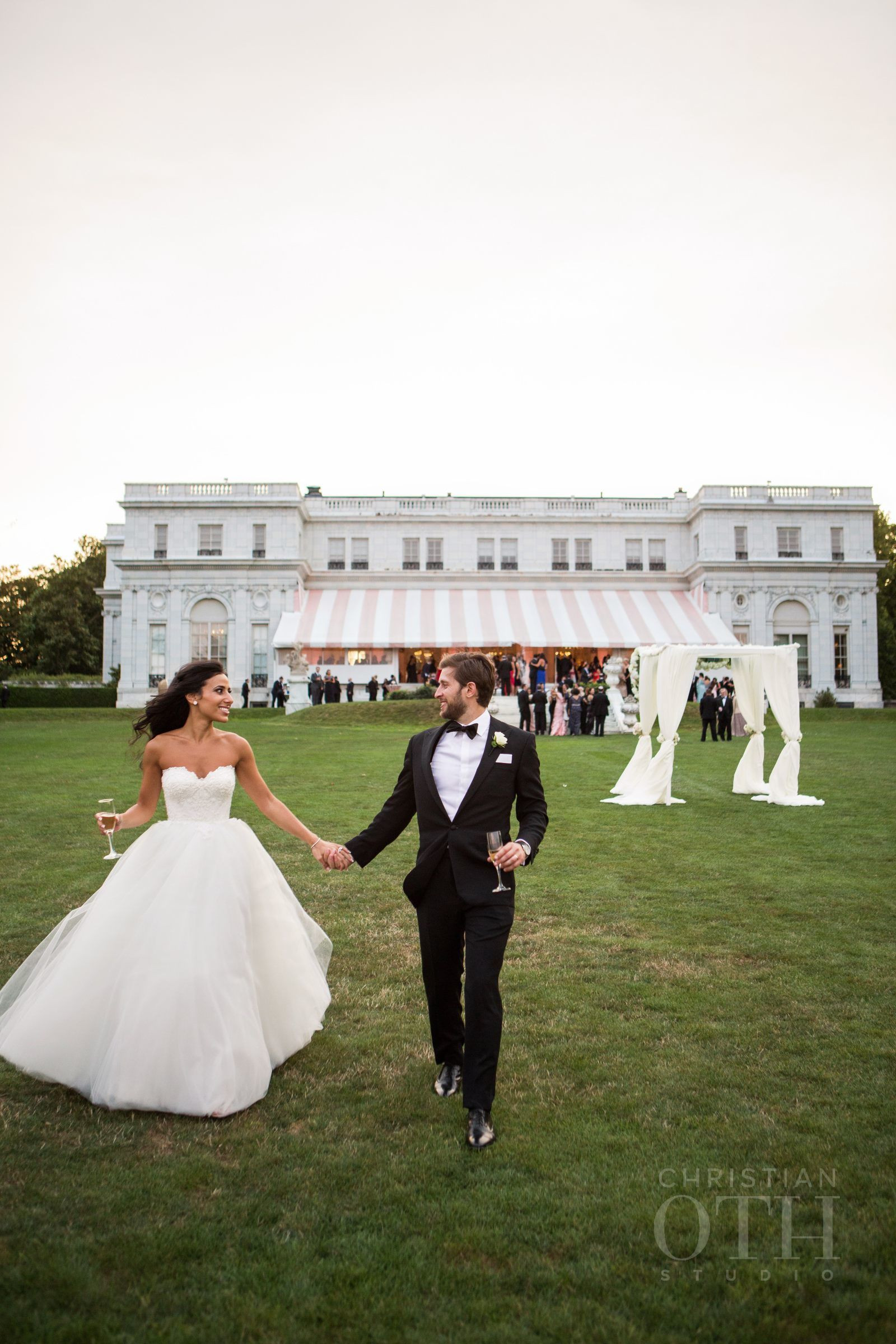 Vintage frenchinspired wedding with glamorous details mansion