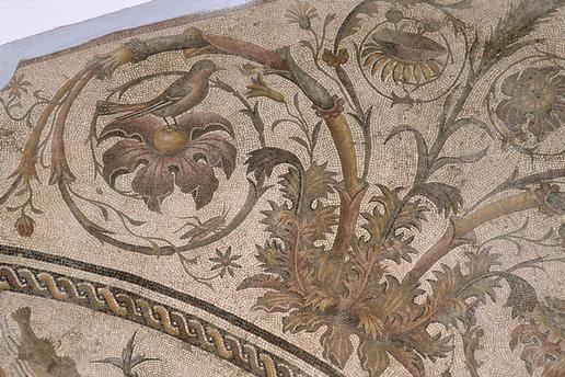 Leptis magna Zliten mosaic