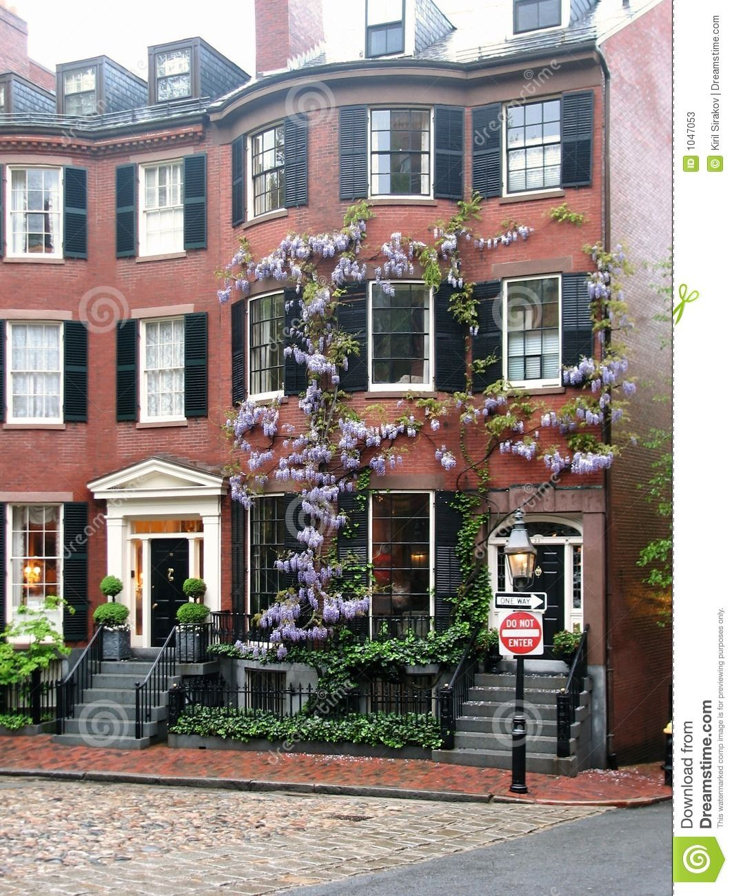 Groovy Louisburg Square Boston Ma Favorite Places Spaces Home Interior And Landscaping Eliaenasavecom