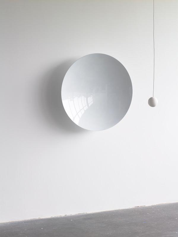 Globe - Ceramics lamp by Studio Vit #white #stylepark