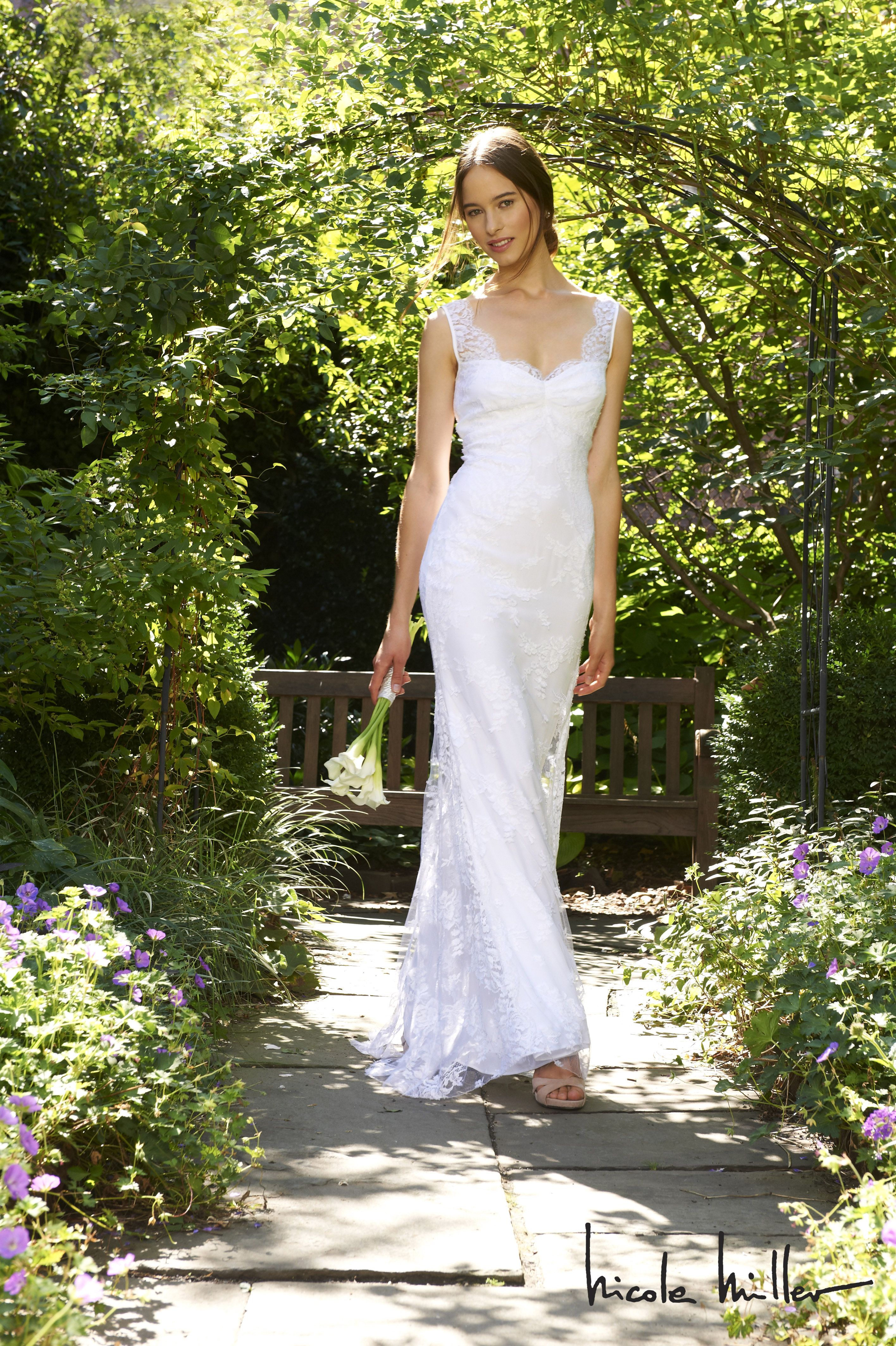 Nicole Miller Wedding Gowns 2012