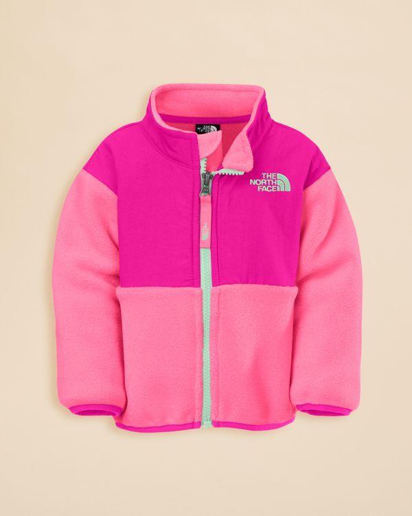 476d36cd3de6 The North Face Infant Girls  Denali Jacket - Sizes 0 3-18 24 Months ...