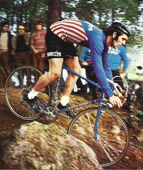 Cyclocross with Roger den Vlaeminck