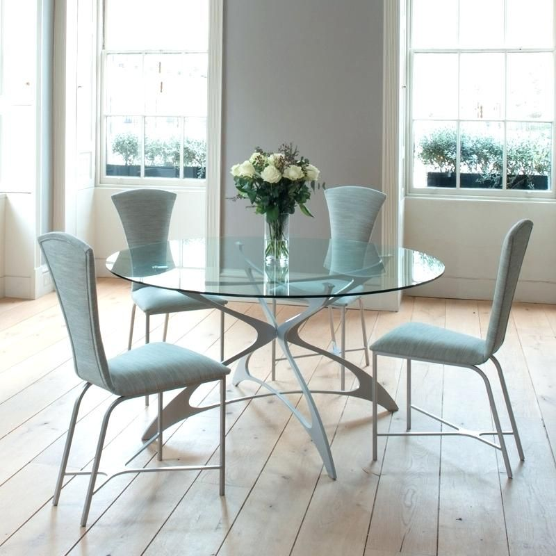 Faltbarer Esstisch Esstisch Faltbarer Glass Round Dining Table Kitchen Table Settings Dining Table Chairs
