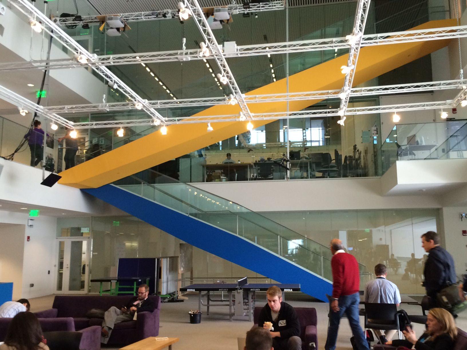 A Look Inside The Mit Media Lab Slideshow Massachusetts Institute Of Technology Media Innovation