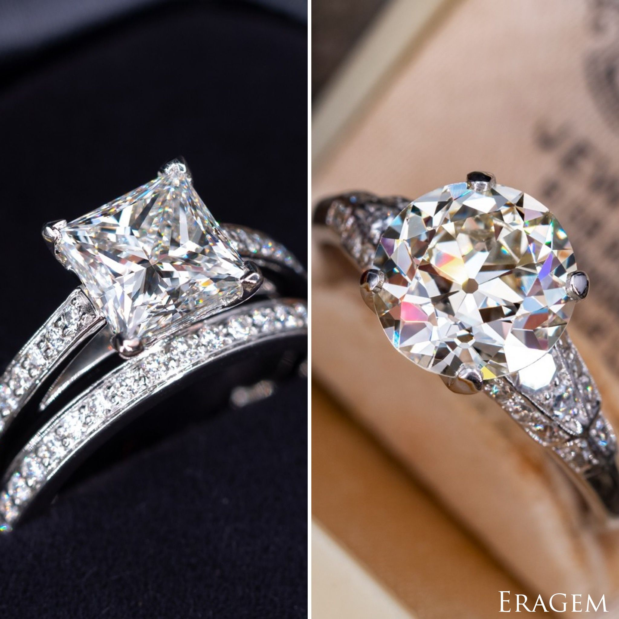 We Used The Faceapp On This Grace Ring By Tiffany Co Agechallenge Faceappchallenge Antique Engagement Rings Antique Engagement Amazing Jewelry