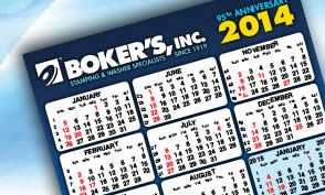 FREE 2014 Boker's Calendar on http://www.icravefreebies.com/