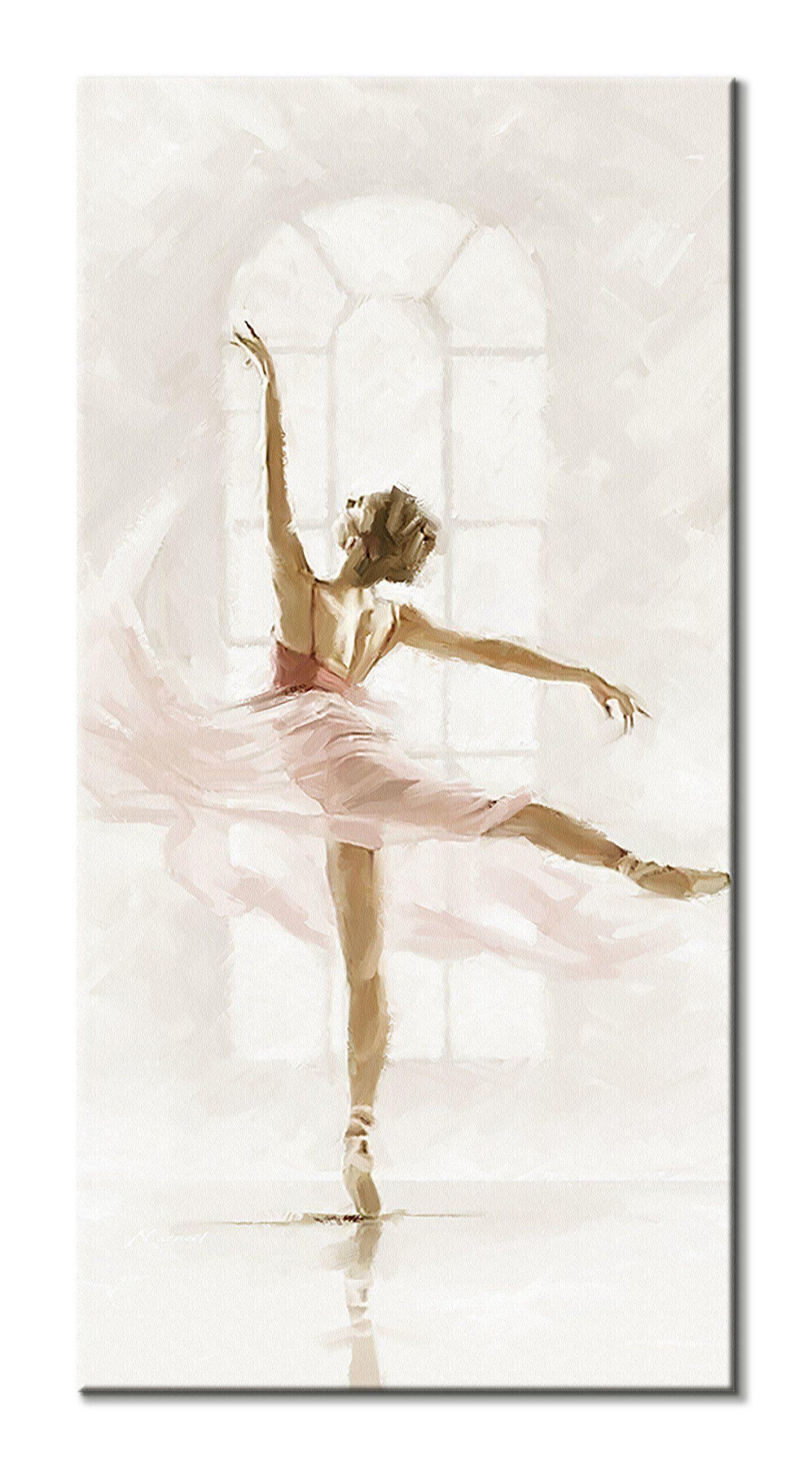 Baletnica Tancerka Obraz Na Plotnie 50x100 Cm 7204579860 Allegro Pl Wiecej Niz Aukcje With Images Obrazy Rysunki Malarstwo