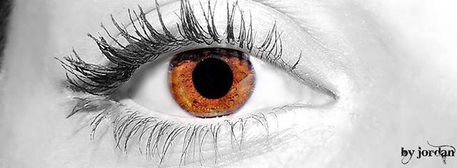 afroditi #brown #eye #blackandwhite