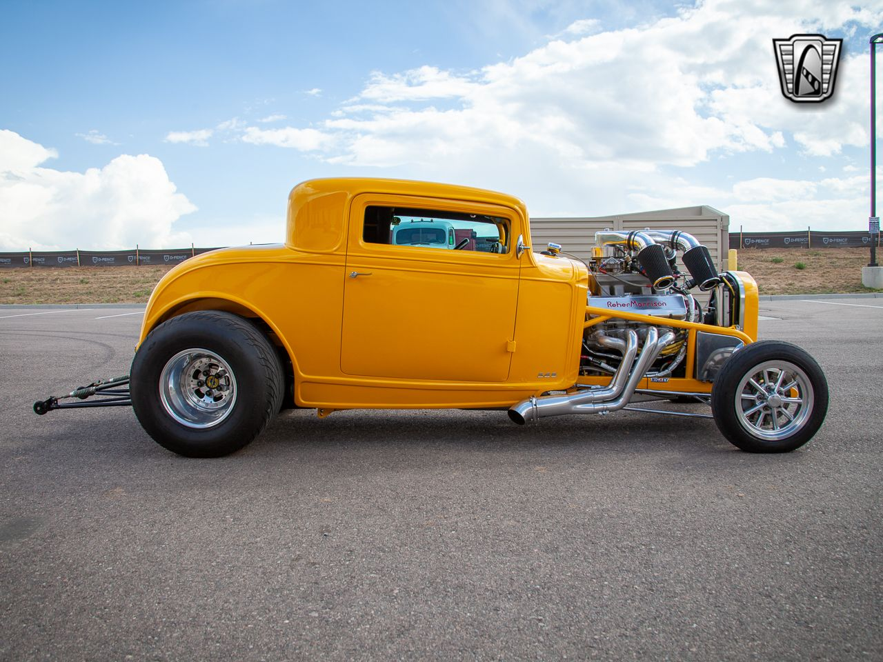 1932 Chevrolet 3 Window Coupe For Sale AllCollectorCars