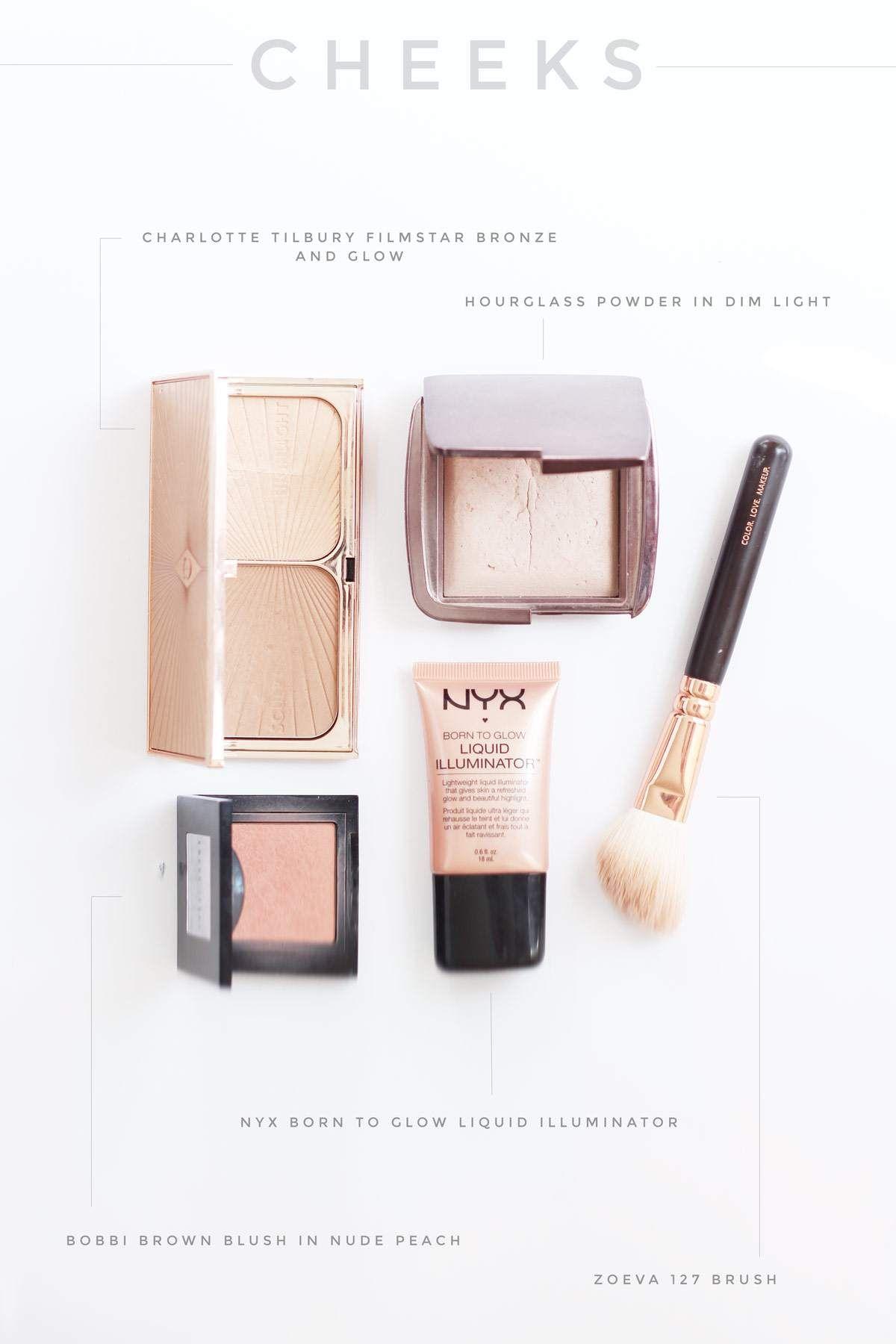 My Everyday Makeup Bag Everyday Makeup Minimalist Makeup Bag