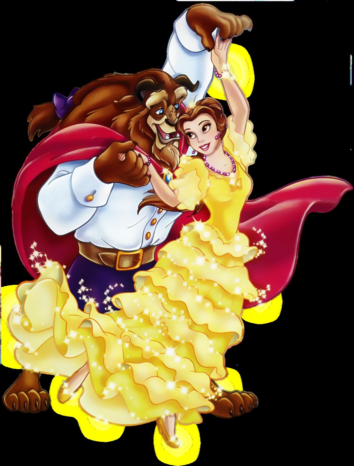Beauty And The Beast Png Picture Clipart Het Beest Belle En Het Beest Disney