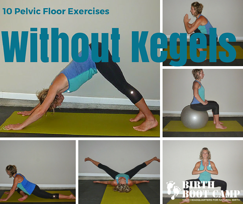 Strengthen the pelvic floor without kegels doula for Floor yoga stretches