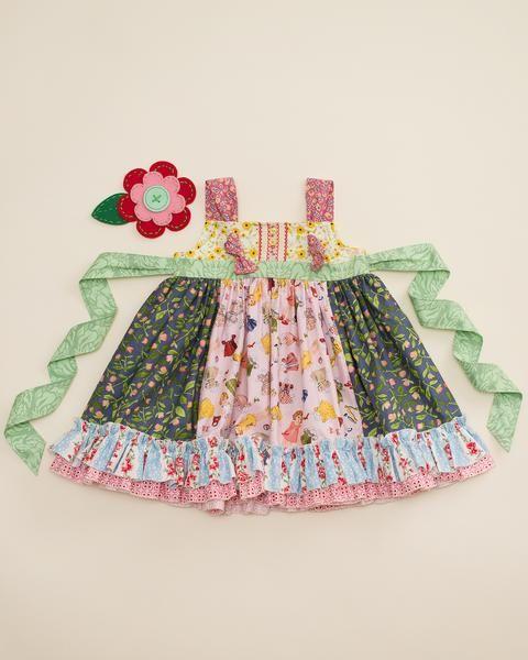 Paperdolls Knot Dress