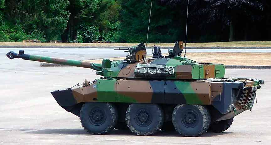 Giat Amx 10 Rcr French Heavy 6x6 Reconnaissance Vehicle 1990s In 2021 Armored Fighting Vehicle Armored Vehicles French Tanks