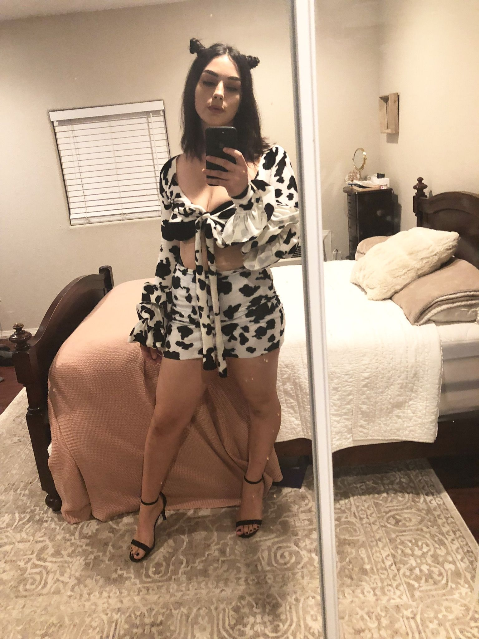 Doja cat cow outfit   Etsy