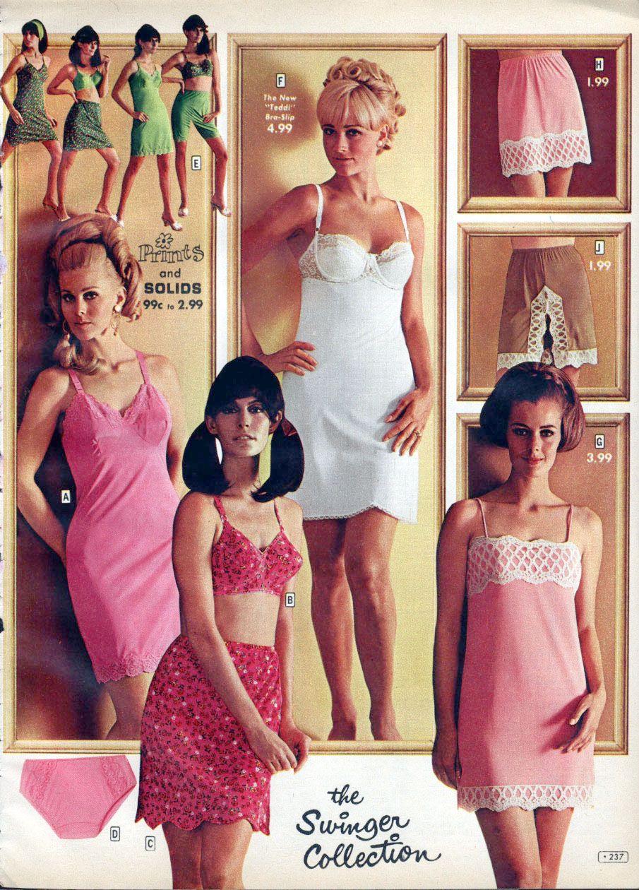 Vintage lingerie catalog | Bra 1950/1960 | Pinterest