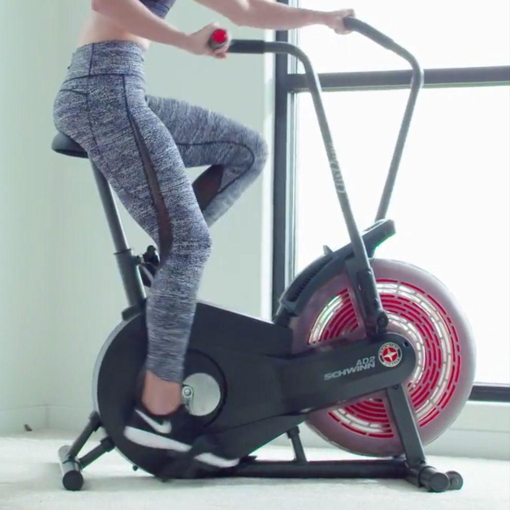 Dyno Air Bike Scwinn 203 Schwinn Bike Size Stationary Fan Bikes