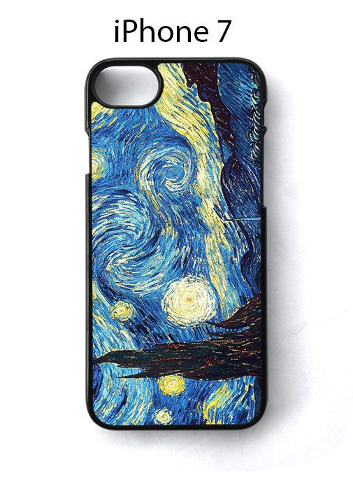 The Starry Night Vincent Van Gogh iPhone 7 Case Cover   Iphone 7 ...