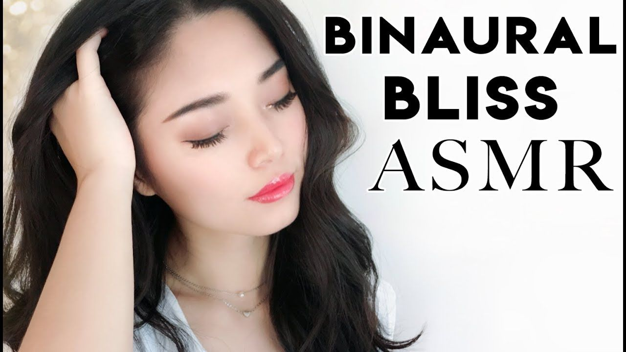 [ASMR] Gentle tapping [] Binaural [] Soft triggers to Help