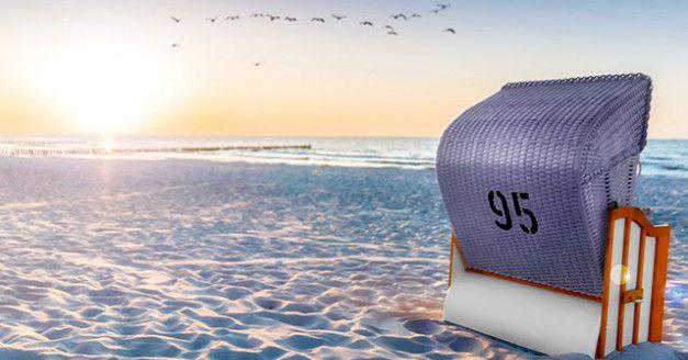 99€   -40%   #Usedom – 3 Tage Ostseecharme inkl. #Wellness