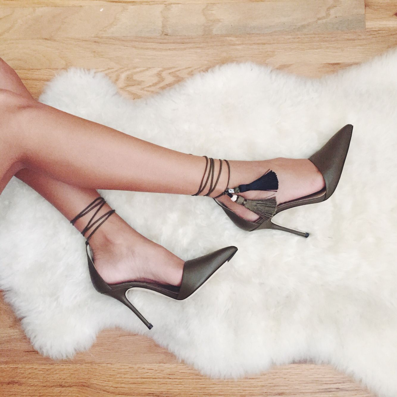 insane Jcrew heels!