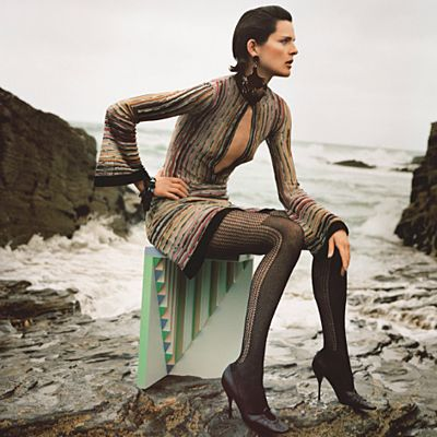 WEBFLAKES: Missoni 60th Anniversary Campaign: FW 2013-14 http://www.fashion.net/today/
