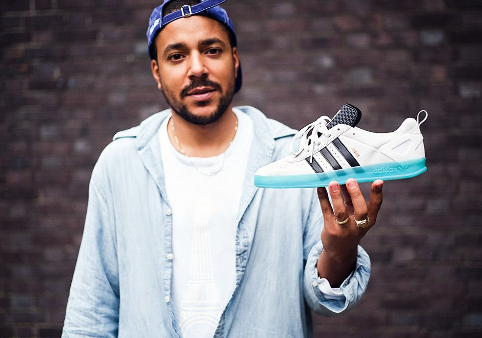 a73aeb7f1467  sneakers  news Palace Skateboards And adidas Skateboarding Unveil New  Colorways For Chewy Cannon And
