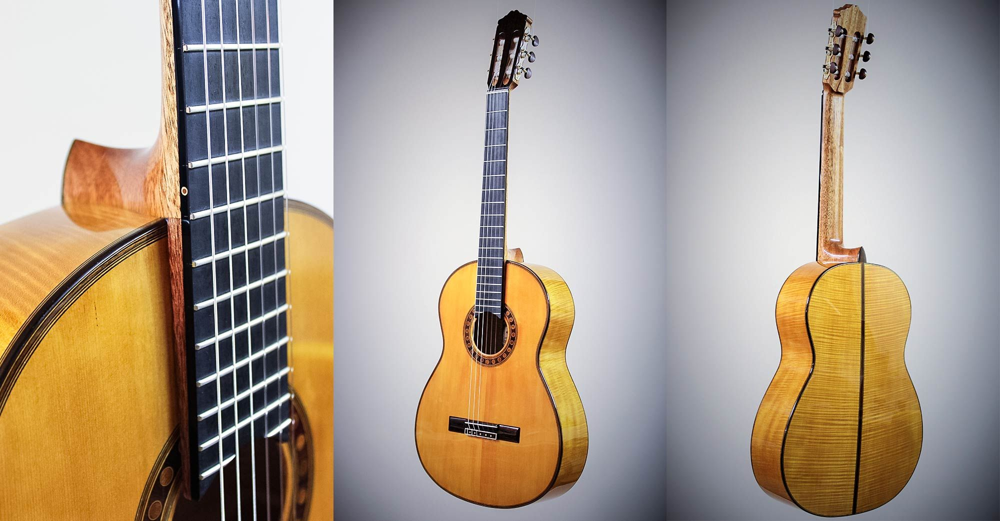 Murat Usanmaz playing on y guitar by Roy Fankhänel Roy Fankhänel luthier Pinterest