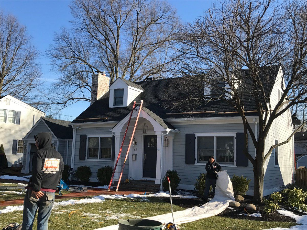 Fortified Roofing Marlboro Township On Residential Roofing Roofing Contractors House Styles