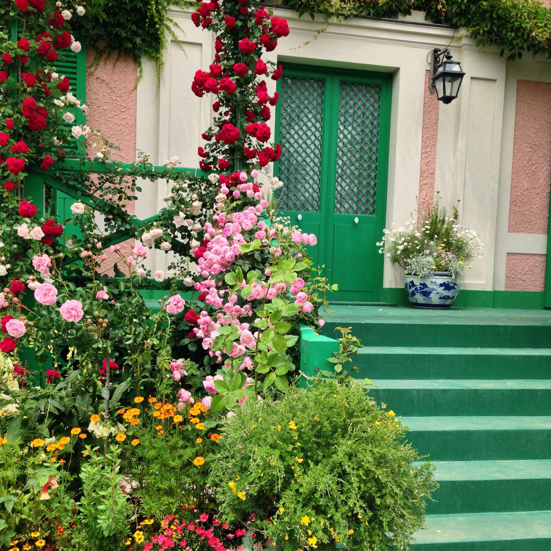 浜松ガーデンパーク モネの家