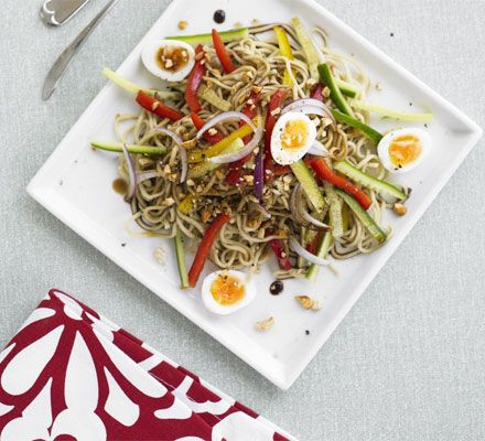 Indonesian noodle salad recipe recipes bbc good food yummy indonesian noodle salad recipe recipes bbc good food forumfinder Images