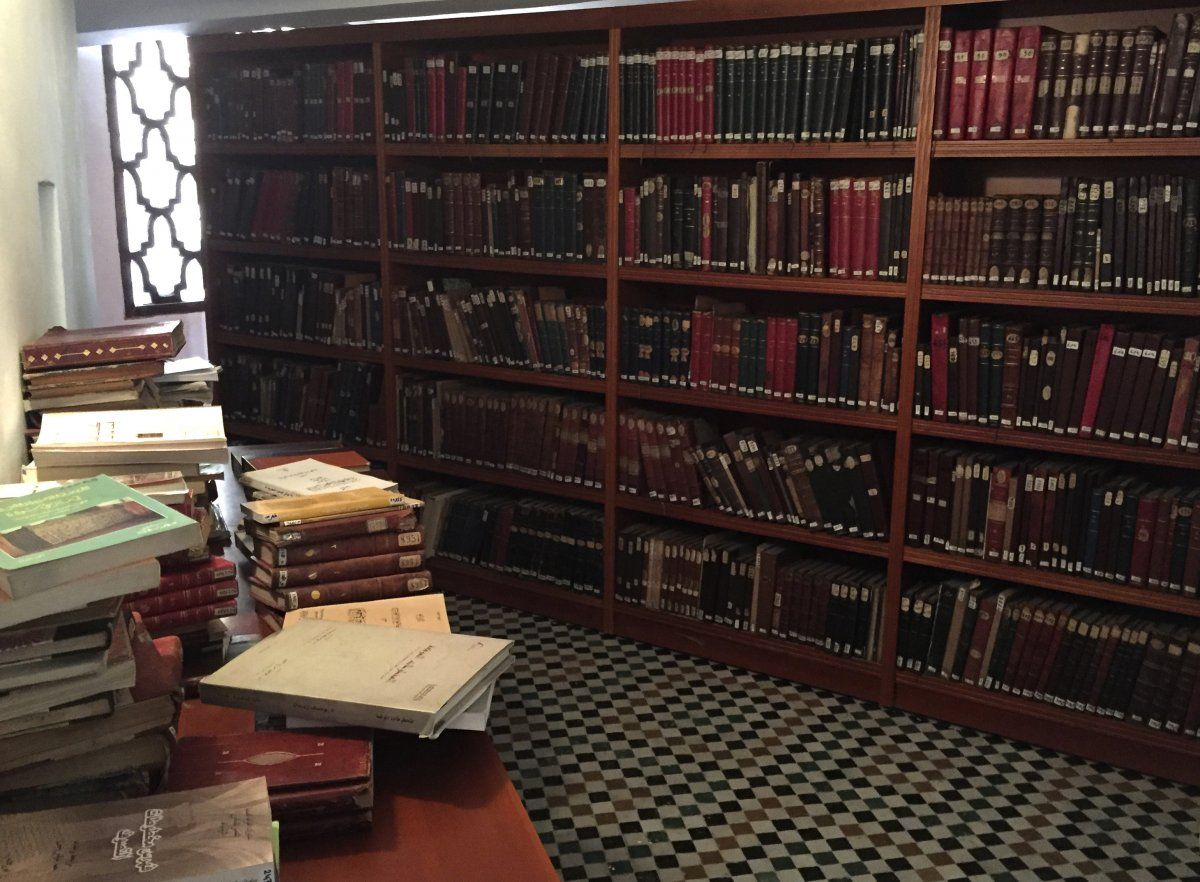 The Oldest Library In The World Just Opened To The Public Here S A Look Inside Old Libraries Library Old Things