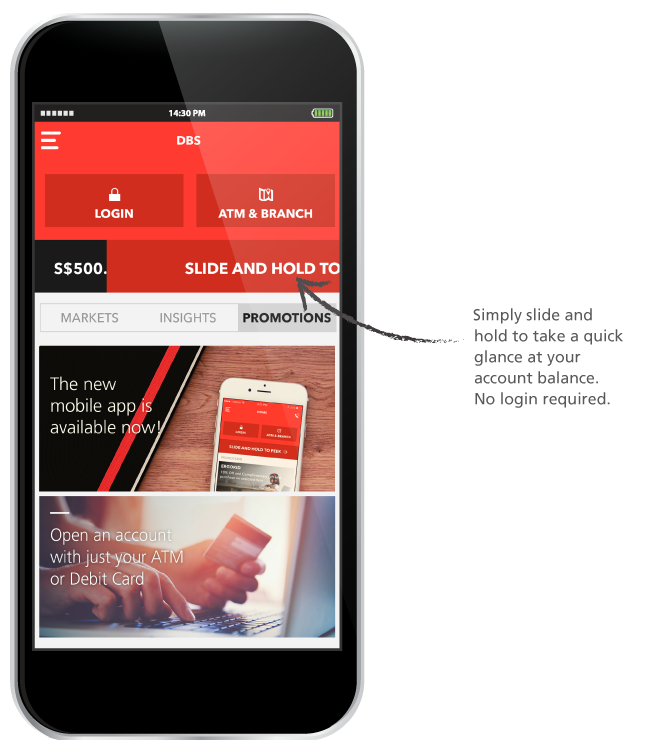 DBS digibank App Banking DBS Singapore Dbs