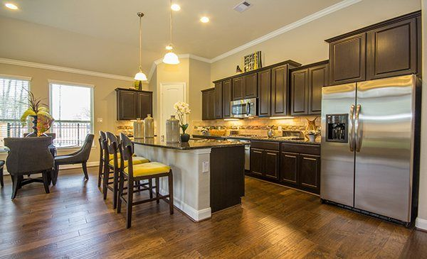 Kitchen Design Houston Interesting Kitchen Lakeside & Stonewall Collection Lennar Homes In Houston Design Ideas