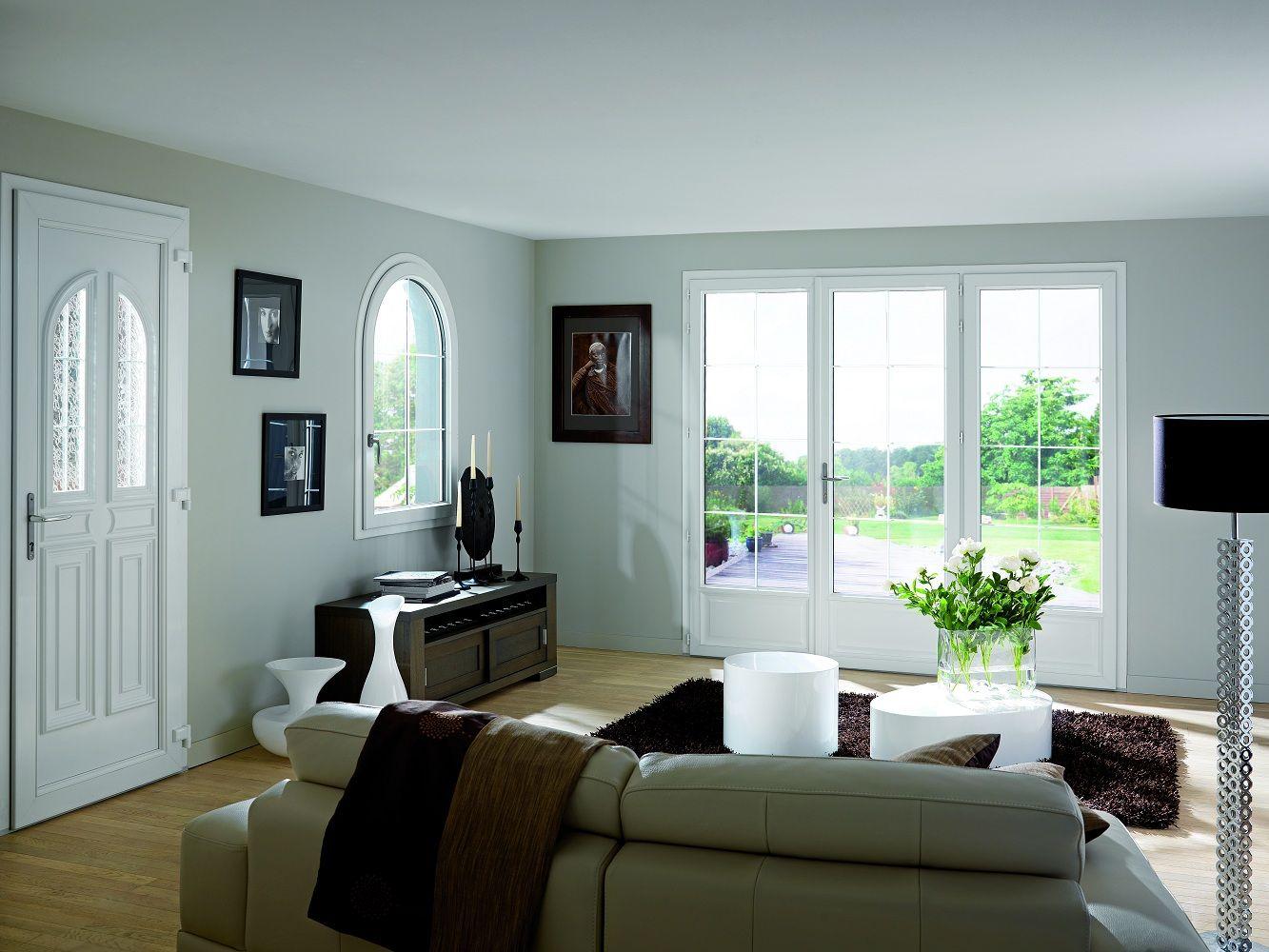 fenêtres portes fenêtres et portes en pvc sur mesure idéales