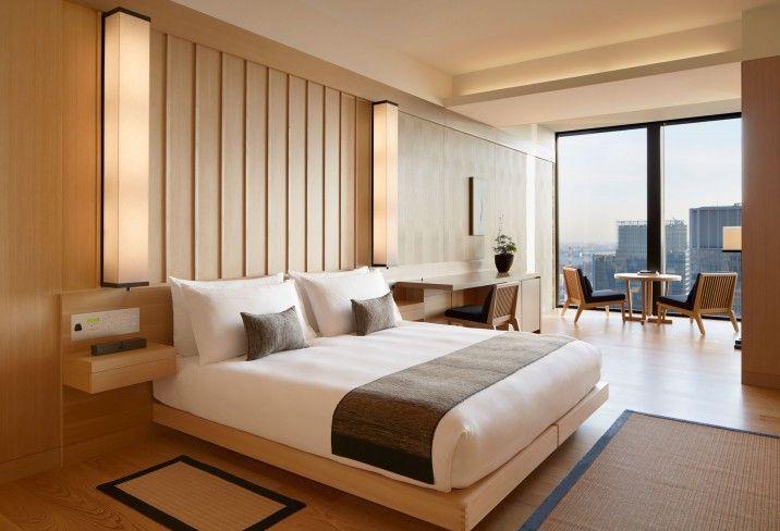 Aman Tokyo Hotel Tokyo Japan Mr Mrs Smith Hotel Bedroom Design Hotel Room Design Bedroom Design