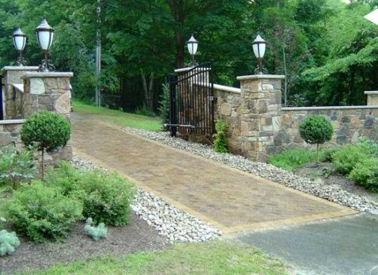 lovely driveway design ideas landscaping