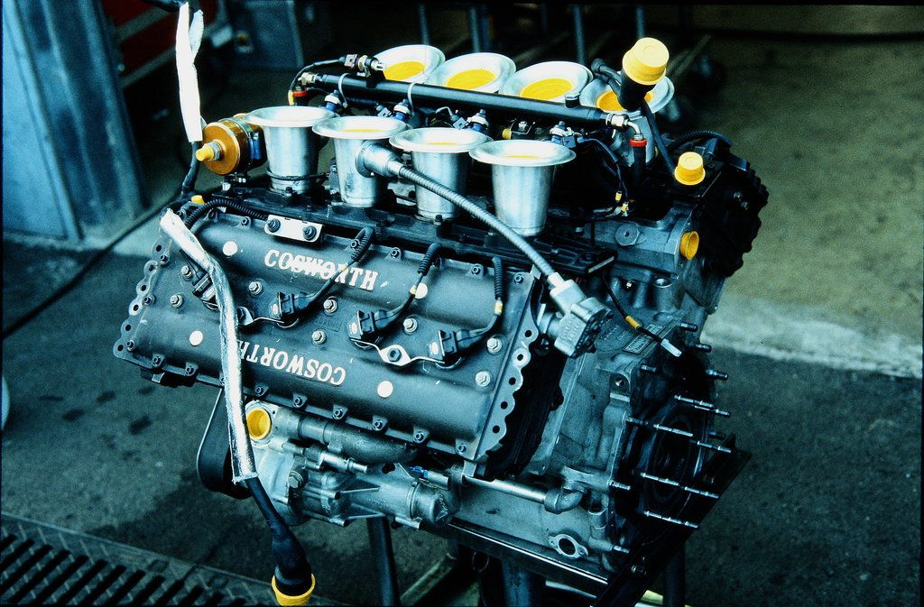 Ford-Cosworth DFR 3 5 V8 NA (Great Britain 1989) | Engines